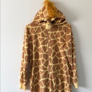 Giraffe Target Onesie